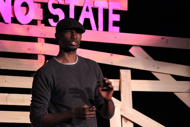 Speaking at TEDxFresnoState